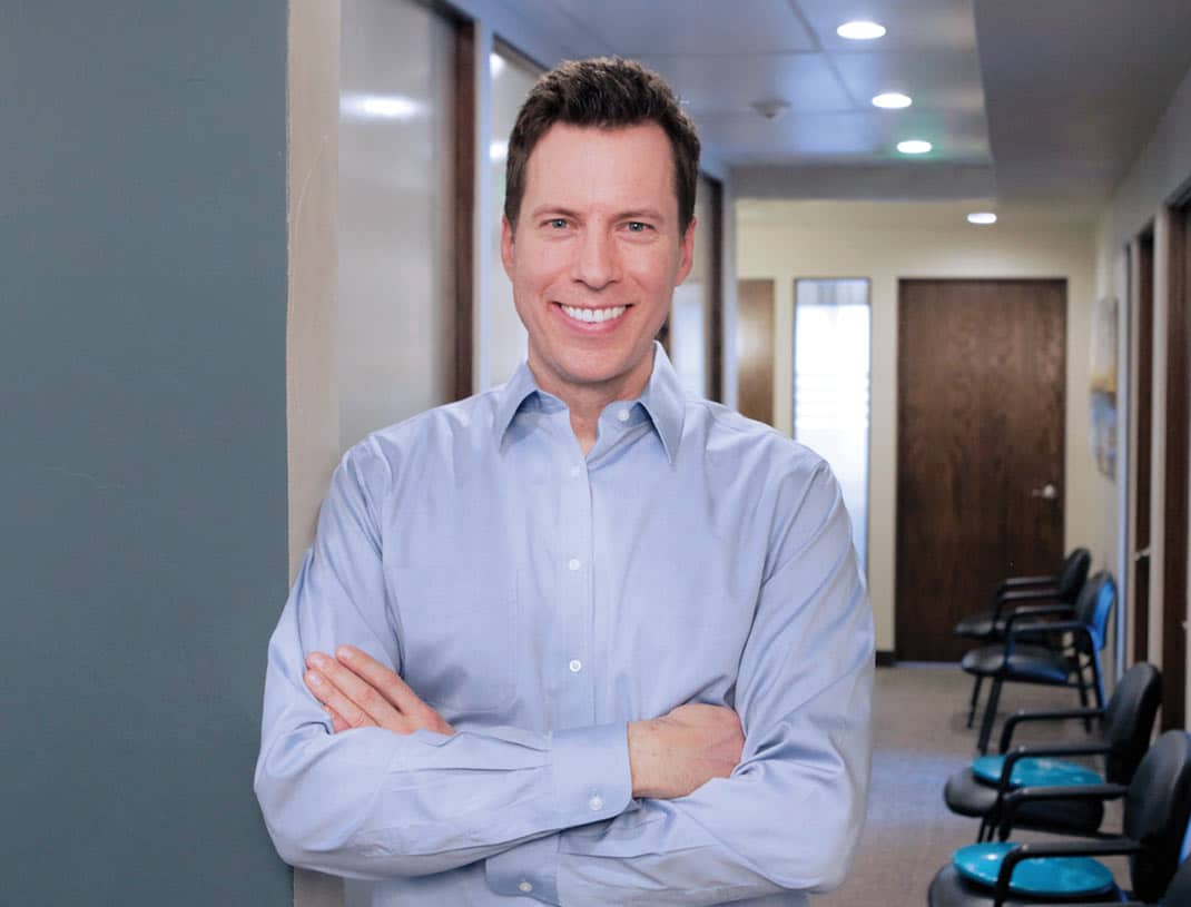 Your Chiropractor in Evergreen CO Jason Steinle